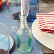 Food & Wine: Fourth of July Table Setting Ideas