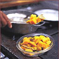 Food & Wine: Butternut Squash with Cardamom and Cinnamon