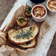 Food & Wine: Garlic Bread Recipes