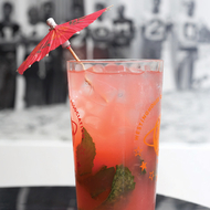 Food & Wine: Tropical Island Drinks