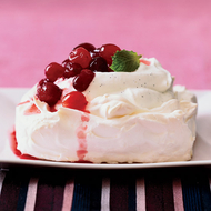 Food & Wine: Pavlovas