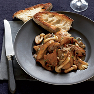 Food & Wine: Porcini Mushrooms