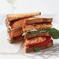 Food & Wine: Party Dishes: Sandwiches