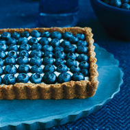 Food & Wine: Eat By Color: Blue Foods