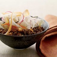 Food & Wine: Quinoa Recipes for Passover