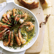 Food & Wine: Shrimp Scampi