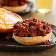 Food & Wine: Barbecue Sloppy Joes