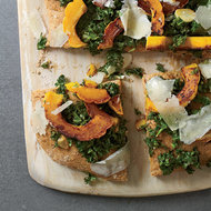 Food & Wine: Dishes with Dark, Leafy Greens to Pair with a Light Red Wine