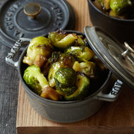 Food & Wine: Thanksgiving Brussels Sprouts Recipes