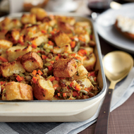 Food & Wine: Thanksgiving Stuffing Recipes and Dressings