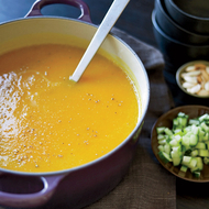 Food & Wine: Healthy Thanksgiving Soups