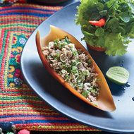 Food & Wine: Ground Turkey Recipes