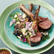 Food & Wine: Grilled Lamb