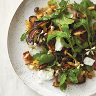 Food & Wine: Warm Winter Salads