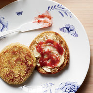 Food & Wine: English Muffins & Crumpets