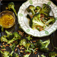 Food & Wine: Thanksgiving Broccoli