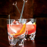 Food & Wine: Red Cocktails