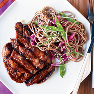Food & Wine: Grilled Pork