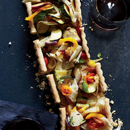 Food & Wine: Vegetarian Appetizers
