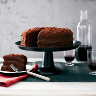 Food & Wine: Chocolate Cakes