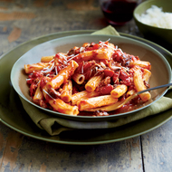 Food & Wine: Meaty Pastas