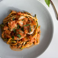 Food & Wine: Squash Noodles