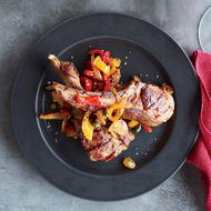 Food & Wine: Fast Lamb Chop Recipes