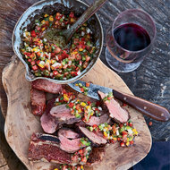 Food & Wine: Grilling Wines