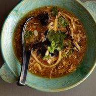 Food & Wine: How to Make Hot and Sour Soup