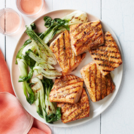 Food & Wine: Grilled Salmon