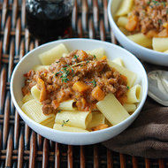 Food & Wine: Bolognese