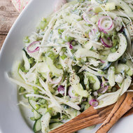 Food & Wine: Cucumber Salad Recipes