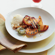 Food & Wine: Grilled Desserts
