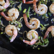 Food & Wine: Fast and Healthy Shrimp Recipes