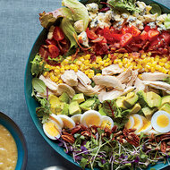 Food & Wine: 15 Salads That We'd Be Happy to Eat for Dinner