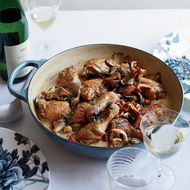 Food & Wine: Cooking with White Wine