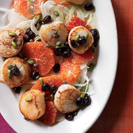 Food & Wine: Scallops