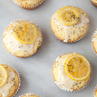 Food & Wine: Lemon Cakes