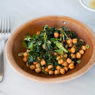 Food & Wine: Garbanzo Beans