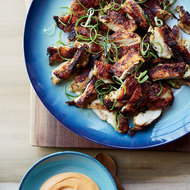 Food & Wine: Grilled Chicken