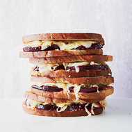 Food & Wine: Vegetarian Sandwiches