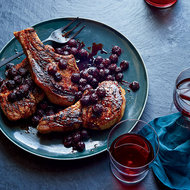 Food & Wine: Grilled Pork Chop Recipes