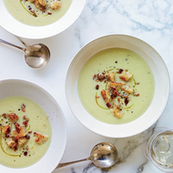 Food & Wine: Warming Soups