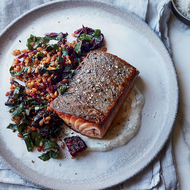 Food & Wine: Salmon Recipes