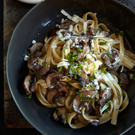 Food & Wine: Fettuccine