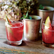 Food & Wine: Watermelon Drinks