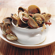 Food & Wine: Quick Shellfish