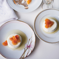 Food & Wine: Panna Cotta