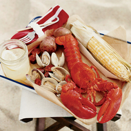 Food & Wine: Clambake Party