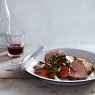 Food & Wine: Pork Tenderloin